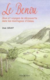 Le bénou, jeux et voyages de découvertes dans l'Ossau - Couverture - Format classique