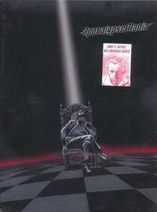 Apocalypse mania ; coffret t.1 à t.5 - Intérieur - Format classique