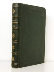 Magasin des Demoiselles. Tome Sixième. 31e année (Nouvelle Série) 1875 - Couverture - Format classique