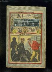 Aventure D Un Petit Explorateur N° 29 Le Faux Complot. - Couverture - Format classique