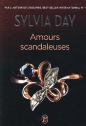 Amours scandaleuses - Couverture - Format classique