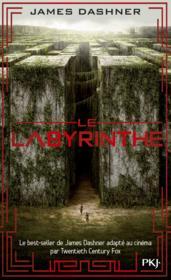 L'épreuve T.1 ; le labyrinthe - Couverture - Format classique