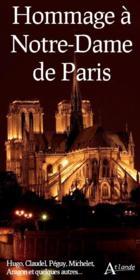 Hommage a notre-dame de paris - hugo, claudel, peguy, michelet, aragon .... - Couverture - Format classique