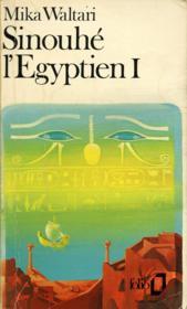 Sinouhé l'égyptien t.1 - Couverture - Format classique