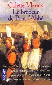 Le brodeur de Pont-l'Abbé - Intérieur - Format classique