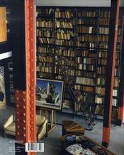 La maison de verre ; le chef-d'oeuvre de pierre chareau - 4ème de couverture - Format classique