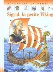 Sigrid, la petite viking - Intérieur - Format classique
