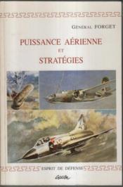 Puissance Aerienne Strategies - Couverture - Format classique