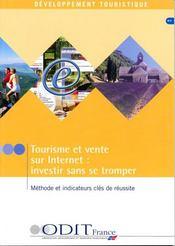 Tourisme et vente sur internet : investir sans se tromper - Intérieur - Format classique
