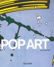 Pop art - Couverture - Format classique