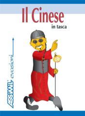 GUIDES DE CONVERSATION ; il cinese in tasca - Couverture - Format classique