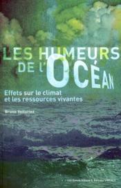 Les Humeurs De L'Ocean - Couverture - Format classique