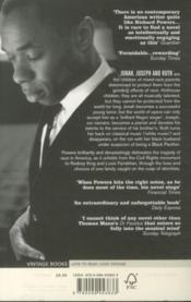 Time of Our Singing - 4ème de couverture - Format classique