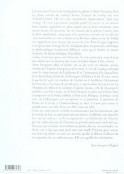 Karl Godeg, l'alchimie de la lumière - 4ème de couverture - Format classique