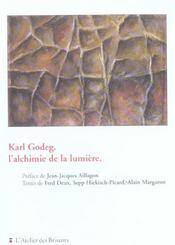 Karl Godeg, l'alchimie de la lumière - Intérieur - Format classique