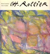 Charles Rollier - Couverture - Format classique