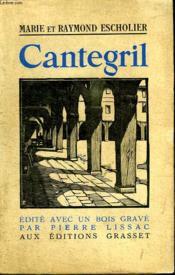 Cantegril. - Couverture - Format classique