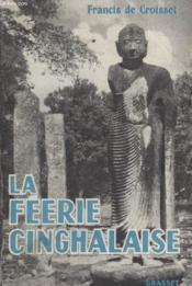 La Feerie Cinghalaise. - Couverture - Format classique