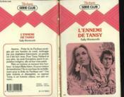 L'Ennemi De Tansy - Couverture - Format classique