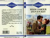 Pour L'Amour D'Un Jockey - Outsider - Couverture - Format classique
