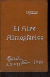 Manuales Soler Wwvii : El Aire Atmosferico - Couverture - Format classique