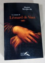 Le roman de Léonard de Vinci. - Couverture - Format classique