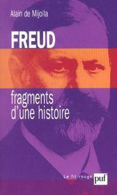 Freud, fragments d'une histoire - Intérieur - Format classique