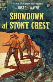 Showdown At Stony Crest - Couverture - Format classique