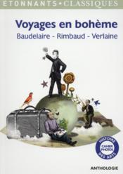 Voyages en bohème - Couverture - Format classique