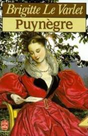 Puynegre - Couverture - Format classique