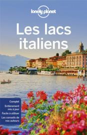 Les lacs italiens (3e édition) - Couverture - Format classique
