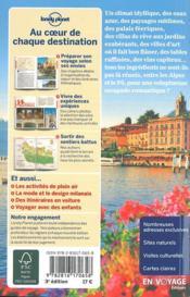 Les lacs italiens (3e édition) - 4ème de couverture - Format classique