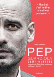 Pep Guardiola confidential - Couverture - Format classique