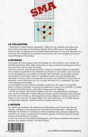 Methodes de prevision a court terme. 2e edition - 4ème de couverture - Format classique
