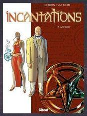Incantations t.2 ; Andrew - Intérieur - Format classique