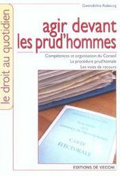 Agir Devant Les Prud'Hommes - Intérieur - Format classique
