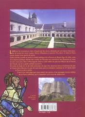 Sur les pas d'Aliénor d'Aquitaine - 4ème de couverture - Format classique