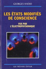 Etats Modifies De Conscience (Les) - Intérieur - Format classique