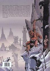 Les traîne-ténèbres t.2 ; les dents du dragon - 4ème de couverture - Format classique