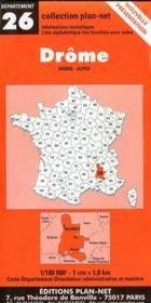 Departement n 26 - Couverture - Format classique