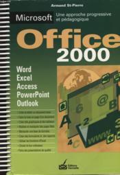 Microsoft Office 2000 - Couverture - Format classique
