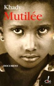 Mutilee - Couverture - Format classique