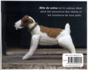 Tricotez votre chien - 4ème de couverture - Format classique