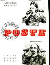 La Grande Aventure De La Poste - Couverture - Format classique