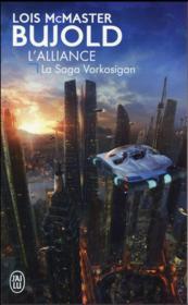 La saga Vorkosigan T.18 ; l'alliance - Couverture - Format classique