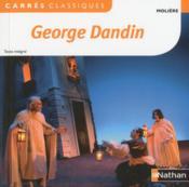 Georges Dandin - Couverture - Format classique
