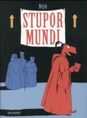 Stupor mundi - Couverture - Format classique