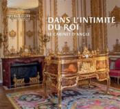 Dans l'intimité du roi : le cabinet d'angle - Couverture - Format classique