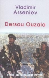 Dersou Ouzala - Couverture - Format classique
