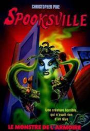 Spookville T.17 Le Monstre De L'Armoire - Couverture - Format classique